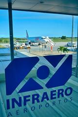 (caioeverton) Tags: airplane airport aeroporto avião 1224mm tam infraero nx300 nx1224mm