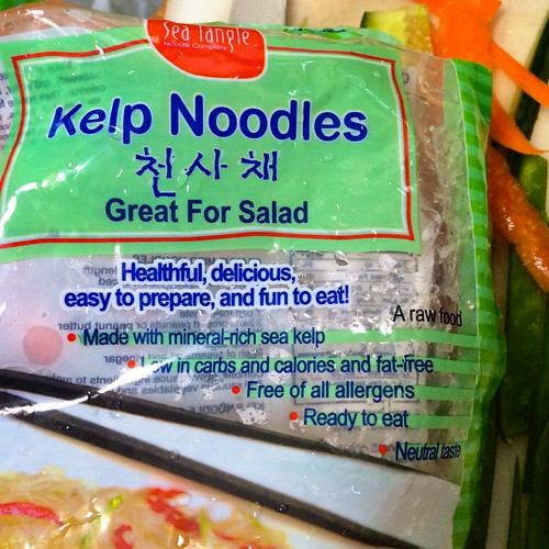 My new favourite noodles that are not rice or corn.