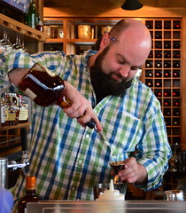 The Art of the Cocktail (pjpink) Tags: winter bar dinner restaurant virginia march richmond southside cocktails rva southbound 2015 pjpink
