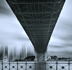 Forever Young (EmeraldImaging) Tags: clouds sydney nsw midday sydneyharbour sydneyharbourbridge firecrest thecoathanger
