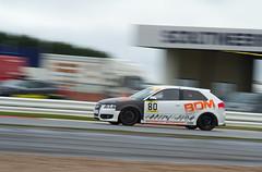 MSA / British Dunlop Endurance ChampionshipTrack Talk Audi S3 (Nick Jarvis) (motorsportimagesbyghp) Tags: championship silverstone british audi endurance s3 motorracing motorsport dunlop msa britcar nickjarvis tracktalk