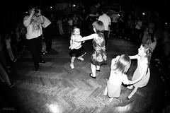 Dance floor (Daniel Kulinski) Tags: girls party bw baby white black kids children fun photography dance europe floor image daniel creative picture samsung poland 1600 dancefloor 1977 iso1600 photograhy ossa 10mm nx nx1 kulinski samsungnx samsungimaging województwołódzkie danielkulinski samsungnx1 samsungnx10mm nx10mmf35fisheye nx10mm