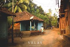 The quaint village called Velas :) (k.u.s.h.) Tags: morning india rural canon photography village velas konkan incredibleindia kushmehta