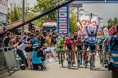 The moment (Melissa Maples) Tags: race turkey cycling cyclists nikon asia trkiye competition bicycles antalya winner cyclingrace athletes nikkor vr bicyclerace afs finishline  18200mm  f3556g  18200mmf3556g d5100 presidentscyclingtour