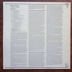 Backside Chopin - Preludes op.28, op.45, op.posth. - Murray Perahia Piano, CBS 76422, 1975 1981 (Piano Piano!) Tags: artwork album vinyl lp record sleeve hoes 12inch vynil plaat hulle op45 chopinpreludesop28 19751981 cbs76422 opposthmurrayperahiapiano recordalbumdisclpvinylvynil12inch coverarthoeshulle12inch discdisquerecordalbumlplangspeelplaatgramophoneschallplattevynilvinyl