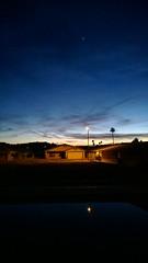 Right Now: Venus and the last bits of Twilight (Ms. Jen) Tags: arizona twilight venus dusk coloradoriver parker lumia lumia1020 nokialumia1020 moovalyakeys