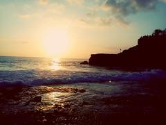 Sunset #tanalot #bali (abdulraziq_121) Tags: tanalot