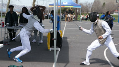 20150418-A-AO880-137 (West Point - The U.S. Military Academy) Tags: nyc brooklyn fort hamilton review band pass parade boxing drillteam cadet usma blackknights militaryacademy rabblerousers westpointband