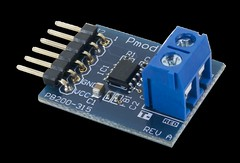 PmodTC1: K-Type Thermocouple Module with Wire (Digilent, Inc.) Tags: design hardware student wire interface maxim resolution temperature professor electronic maker pcb measure module converter tc1 integrated hobbyist spi thermocouple ktype digilent pmod 6pin pmodtc1 coldjunction thermocoupletodigital