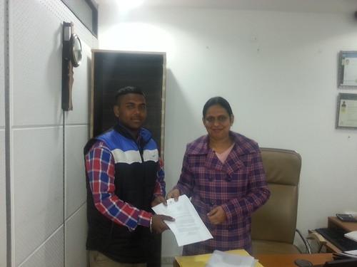 Director handling Australia Student visa to Rajwinder Singh