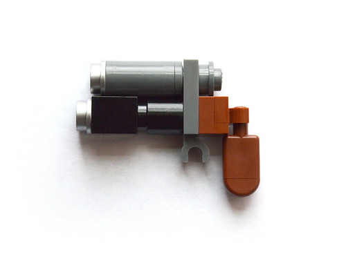 LEGO Micro Blade Runner Deckard's Blaster