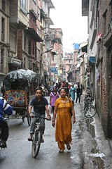 Street Shot Kathmandu Nepal 2006 (eriagn) Tags: asia nepal india himalayas himalayanmountains kathmanduvalley city ancientcity historical history religion religious pilgrims buddha buddhists buddhism men women children hilltribe porters soldiers architecture carving offerings monkeys design brickwork stonework woodwork textures babies baby goat dogs masks streetshots ngairehart ngaire lawsoneriagnportraitlandscapeeveryday liferoutinefamiliestemplestibetan apron textilesholy sadhu souvenirs travelers tourism tourists praying houses homes neighborhood beliefs documentary streetshot people buildings dailylife travel social town global colourful candid canon eos emotions feelings red blue everydaylife