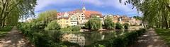 Tbingen Neckarinsel (Bernd Bitzer) Tags: tuebingen neckarinsel