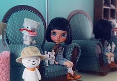 Heather sky (k07doll) Tags: cute bigeyes doll sweet blythe custom cubby blythedoll rbl customblythe blythecustom k07 k07doll