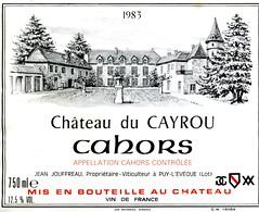 11 Chteau du Cayrou 1983 (Clementinos2009) Tags: cahors chteauducayrou1983