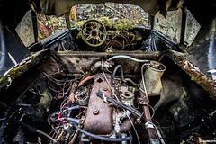MATRA Jet - Forgetten (popRMP) Tags: nikon d4s matra jet urbex lost abandonn abandoned forgotten motor moteur 1424 voiture car