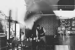 Love Scene in a Turkish Restaurant. Berlin. (Yuliya Bahr) Tags: berlin kreuzberg neuklln city germany street love couple streetscene glas reflection grain interior restaurant people smile happy wedding hochzeitinkreuzberg hochzeitinneuklln hochzeitsfotografinberlin hochzeitsfotografinbrandenburg