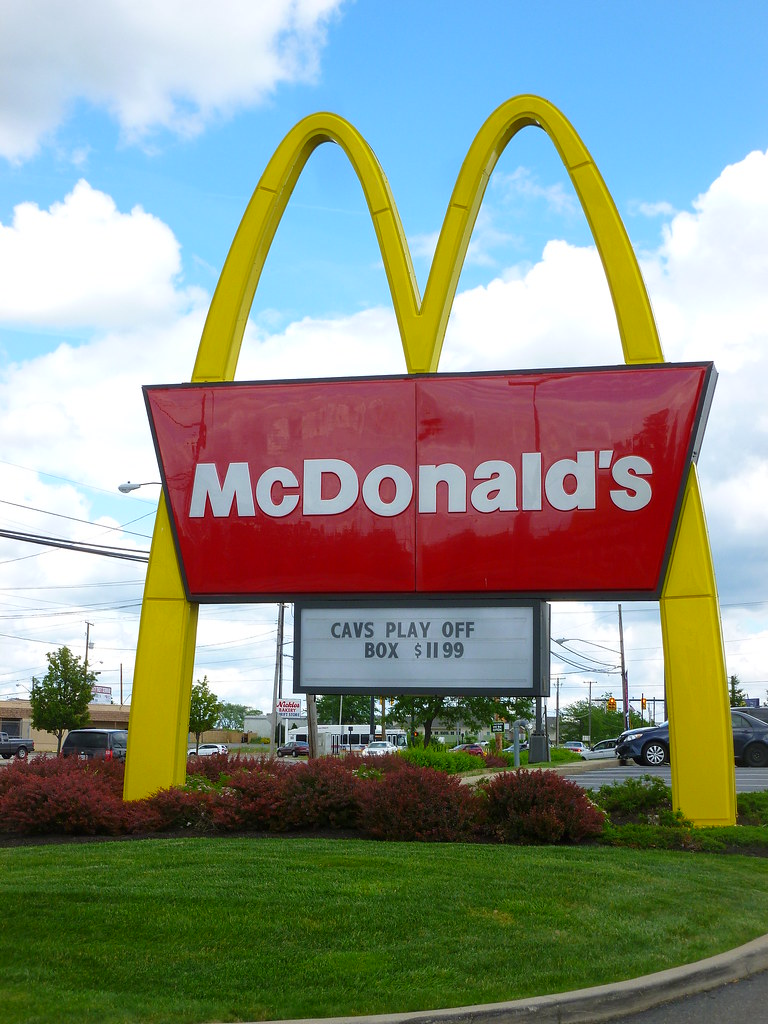 Mcdonalds Wadsworth Ohio The World S Most Recently Posted