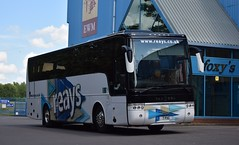 7PXG  Reays, Wigton (highlandreiver) Tags: park bus utd coach united 7 cumbria van fc carlisle coaches brunton penrith hool egremont wigton pxg reays 7pxg