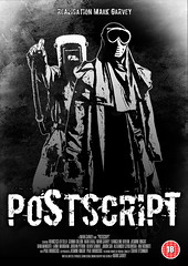 """Postscript"" Film Poster 08 (MarkGarvey) Tags: kgarvey mark garvey film poster filmposter apocalyptic dystopian endoftheworld postscript"