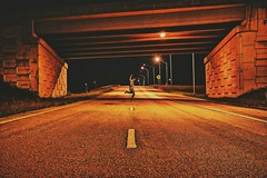 To adjust is to bend through change. #StFoo #adjust #change #dancepose #road #night #atnight #photo #photography #photoshoot #pose #stab #stabphoto #bridge #dance  Photo credit: @ian24324 (forrestrouble) Tags: adjust change bridge stab pose night photography stfoo photoshoot photo atnight dancepose dance stabphoto road