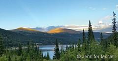 August 12, 2016 - A beautiful mountain scene from Hoosier Pass. (Jennifer McNeil)