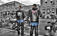 July 16 2016 - Taking in main street during Beartooth Rally (lazy_photog) Tags: red party mountains joseph photography highway montana chief rally pass motorcycles lodge lazy babes wyoming elliott bikers photog beartooth worland 071616beartoothandredlodge