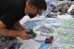 Morgan's Thrill on the Hill 2016 (popbangcolour) Tags: morgan shellsley shelsleywalsh thrillonthehill2016 popbangcolour cars plus4 supersports family funday