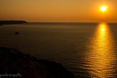 albe pugliesi (paolotrapella) Tags: alba sunrise puglia mare acqua water sea sole italycolori