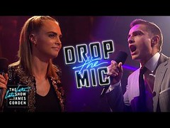 Drop the Mic w/ Cara Delevingne & Dave Franco (Download Youtube Videos Online) Tags: drop mic w cara delevingne dave franco