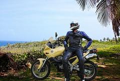 Motorcycling in the south (driver Photographer) Tags:   aprilia cagiva honda kawasaki husqvarna ktm simson suzuki yamaha ducati daytona buell motoguzzi triumph bmv driver motorcycle leathers dainese