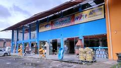 FOTO GRAFBELO1 (Grafbelo Revestimentos) Tags: grafbelorevestimentos industria grafiato textura revestimentos azul engenhovelho itabora