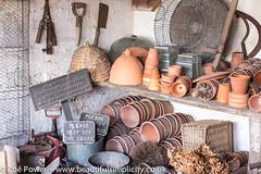 Potting shed - West Dean Gardens (Zoë Power) Tags: chichester westdeangardens pottingshed summer westsussex