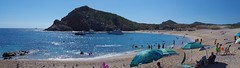 Playa El Balcon (kristenlanum) Tags: beach cabosanlucas frame mexico panorama photoshop riviera sand seascape sky travel tropical water