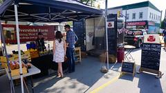 At the Port Elgin Farmers' Market (Craig James White) Tags: canada ontario brucecounty saugeenshores portelgin farmersmarket