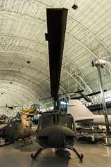 """Bell UH-IH Iroquois """"Huey"""" Smokey III (JLyn Nature Photography) Tags: udvarhazy smithsonian aircraft canon 70d wideangle adobe photoshop pscc bell uhih iroquois huey"""