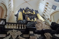 Brugge (Zeldenrust) Tags: orgel organ orgue rgano kathedraal cathedral cathedrale catedral kathedrale sintsalvatorskathedraal belgi belgique belgium brugge bruges belgien blgica vlaanderen flanders flandern flandre flandres flandes