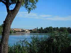Mincio (SixthIllusion) Tags: mantua mantova mincio river water italy travel
