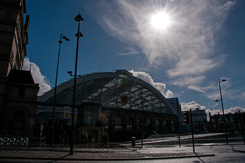 Liverpool Lime Street - Exterior