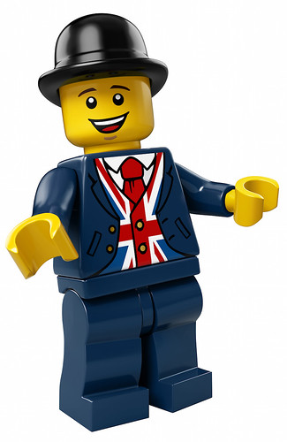 Image result for lego leicester square minifigure