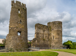 Ferns Castle...