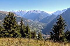 Une vue superbe (Chemose) Tags: montagne mountain allemont laromanche valley paysage landscape isère dauphiné france canon eos 7d août august summer été vallée hdr