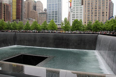 9/11 Memorial: 2001 to 2016 (Canadian Pacific) Tags: newyork city state us usa unitedstates ofamerica america american aimg6878 911 memorial south north pool manhattan building architecture