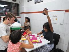 IMG_6127 (mohandep) Tags: families bangalore kavya kalyan anjana derek food