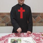Professione religiosa solenne Nicola Docimo