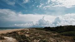 Mediterranean sea X (Quique CV) Tags: sea beach mediterranean mediterrneo piles oliva valencia dunes dunas sand arena coast costa otoo 2016