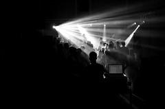 Let's dance (soyer_rodrigue) Tags: nikon d5100 blackwhite bw noiretblanc concert live performance music