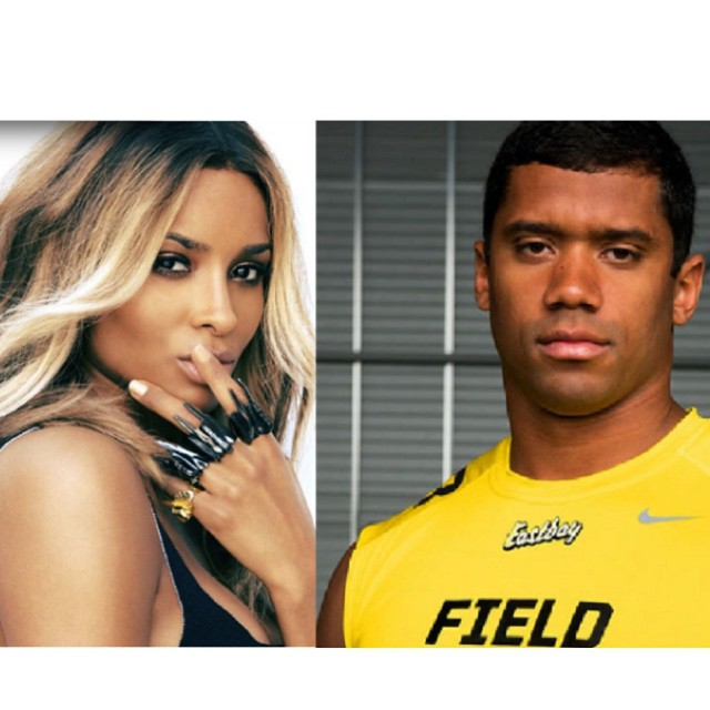 Seahawks RUSSELL WILSON Asks Ciara To Be His Date The White House Correspondents Dinner Blogged By Eleven8