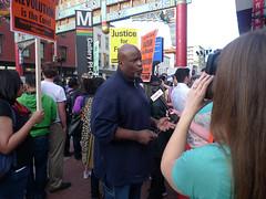 March in Solidarity with Baltimore 4/29/2015 (Susan Melkisethian) Tags: march washingtondc justice washington police baltimore humanrights racism blackpower policebrutality racialprofiling blacklivesmatter dcferguson freddiegray