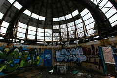 Observatory (shannxn) Tags: ohio urban abandoned canon decay space observatory graffitti astronomy exploration 6d urbex